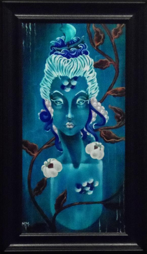 Mercy Maclay - Bust of the Siren