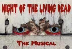 Auditions for Night of the Living Dead,The Musical, by Clare Higgins and Erie resident, Steve Winstead.