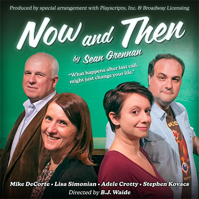 NOW AND THEN by Sean Grennan