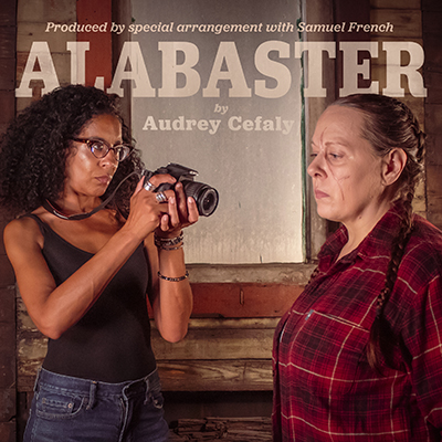 ALABASTER by Audrey Cafely