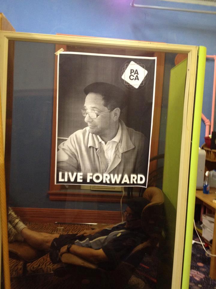 PACA Live Forward