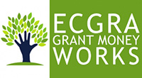 ECGRA grant money works